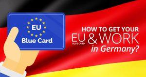 البطاقة الزرقاء للاتحاد الأوروبي